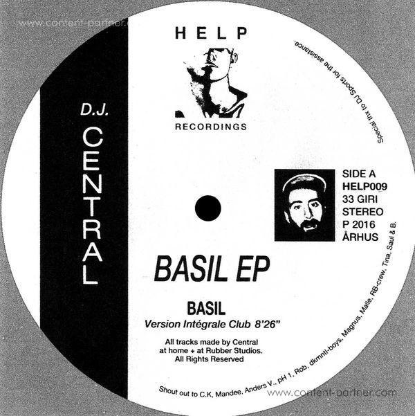 Central - Basil Ep