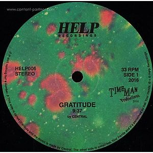 Central - Gratitude / Ask Your Hands