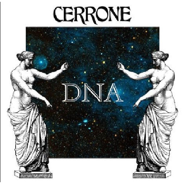 Cerrone - DNA (Crystal Clear Deluxe Vinyl)