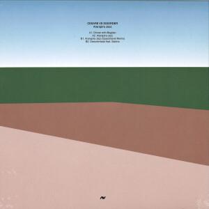 Cesare Vs Disorder - Ararapira Jazz (Back)