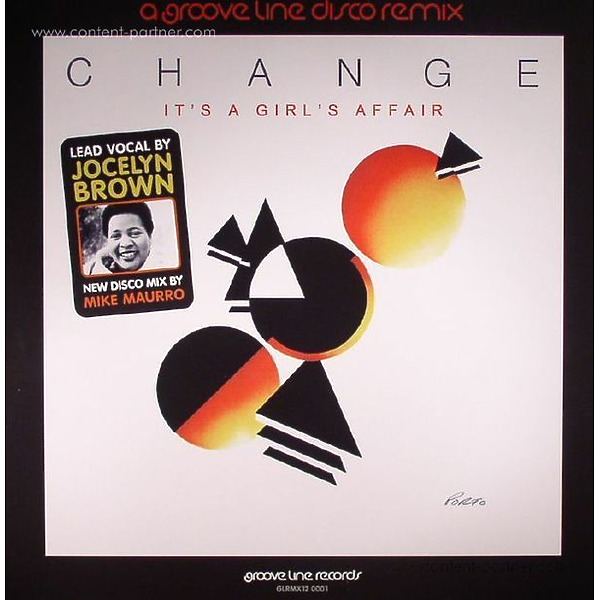 Change - Its A Girls Affair / Searching