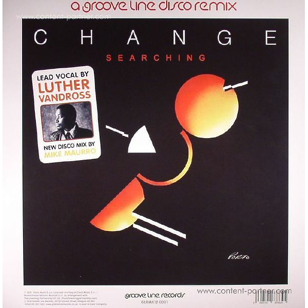 Change - Its A Girls Affair / Searching (Back)