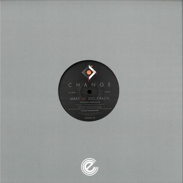 Change - Love 4 Love / Make Me (Go Crazy) - Remixes (Back)