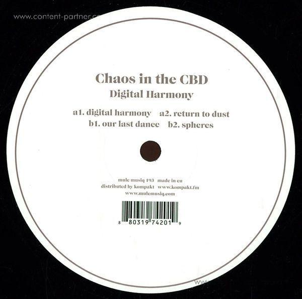 Chaos In The Cbd - Digital Harmony