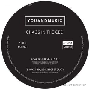 Chaos In The Cbd - Global Erosion / Background Explorer