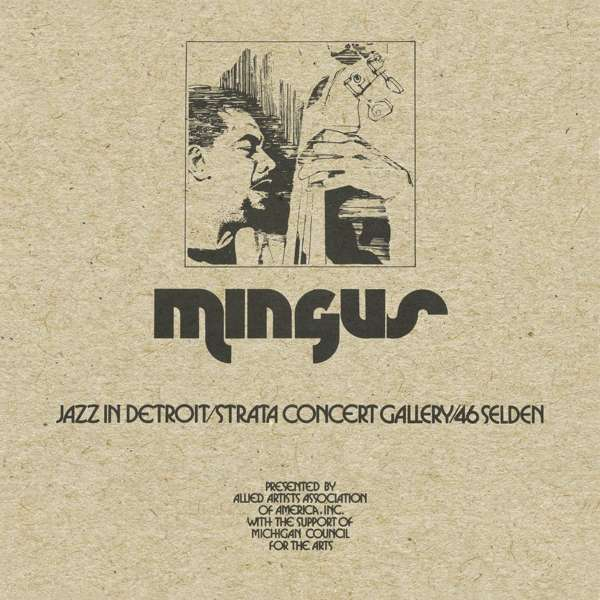 Charles Mingus - Jazz in Detroit (5LP Box)
