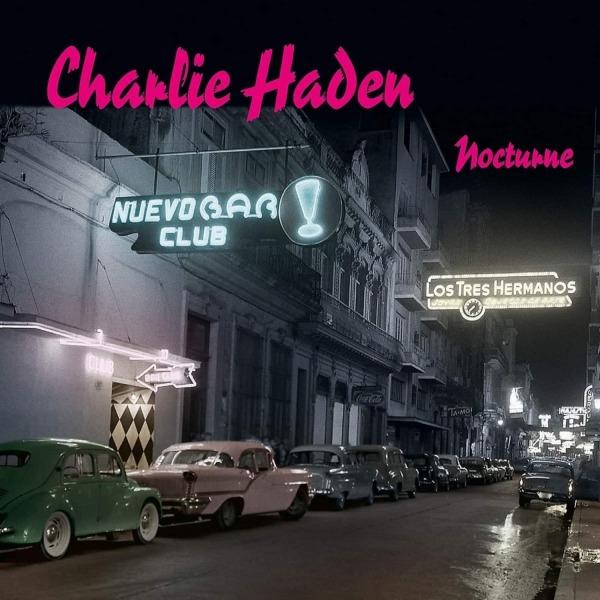 Charlie Haden - Nocturne (Ltd. Edition 2LP) (Back)