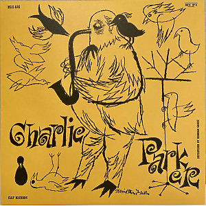 Charlie Parker - The Magnificent Charlie Parker (Black LP Reissue)