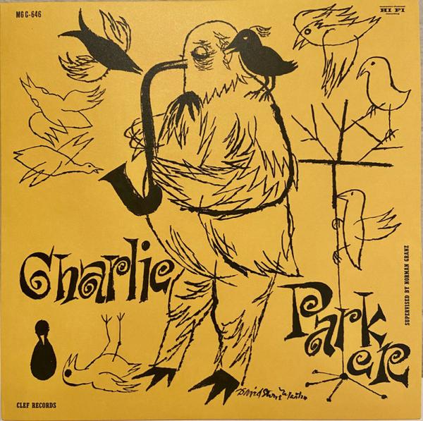 Charlie Parker - The Magnificent Charlie Parker (Black LP Reissue)