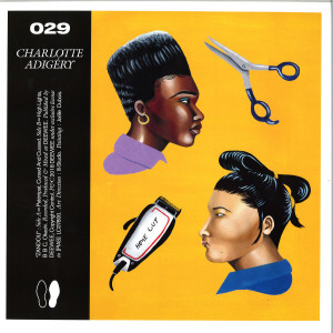 Charlotte Adigéry - Zandoli EP