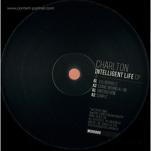 Charlton - Intelligent Life Ep (Back)