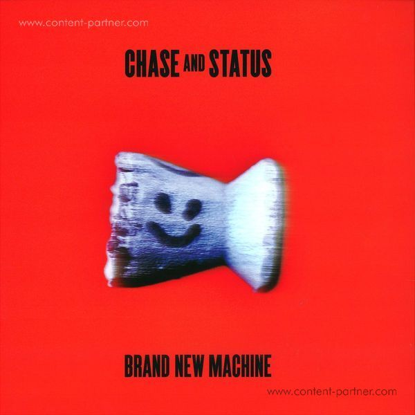 Chase & Status - Brand New Machine