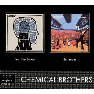 Chemical Brothers,The - 2CD ORIGINALS (PUSH THE BUTTON/SURRENDER