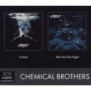 Chemical Brothers,The - 2cd Originals (Further/We Are The Night)