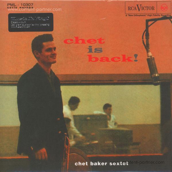Chet Baker - Chet Is Back (LP)