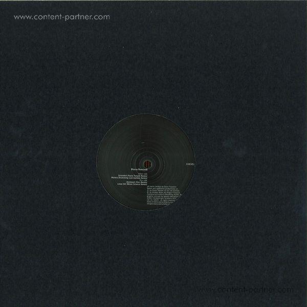 Chevel - Album Remix Edition (Back)