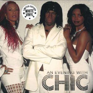 Chic - An Evening With Chic (Ltd. White Vinyl LP)