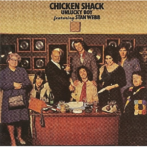 Chicken Shack - Unlucky Boy (Expanded+Remastered Ed.)
