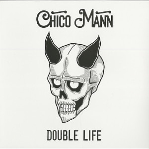 Chico Mann - Double Life (Black & White Haze Colored Vinyl)