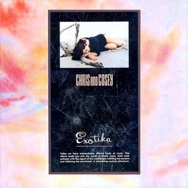 Chris & Cosey - Exotika (Violet Vinyl)