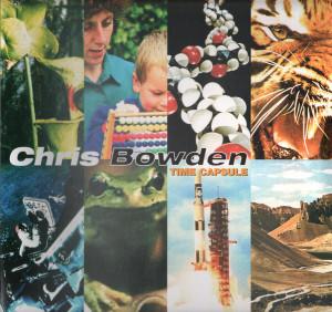 Chris Bowden - Time Capsule (2LP)
