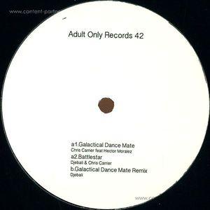 Chris Carrier - Galactical Dance Djebali remix