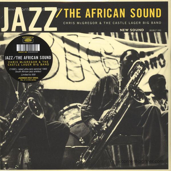 Chris McGregor - Jazz - The African Sound (LP)