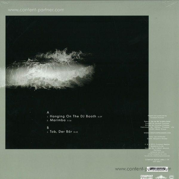 Christian Prommer - Compost Black Label 99 (Back)
