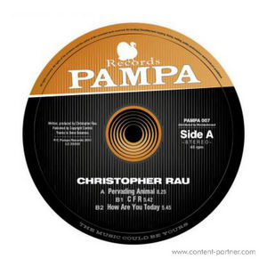 Christopher Rau - How Are You (Repress)