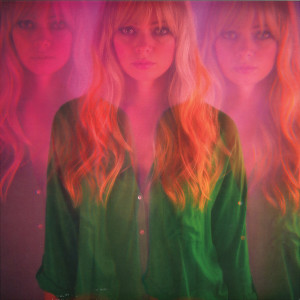 Chromatics - Shadow (Ltd. Half White Half Clear 12