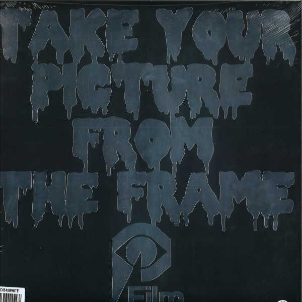 "Chromatics - Shadow (Ltd. Half White Half Clear 12"" Vinyl) (Back)"