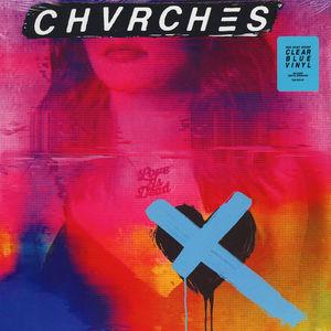 Chvrches - Love Is Dead (light blue vinyl+MP3)