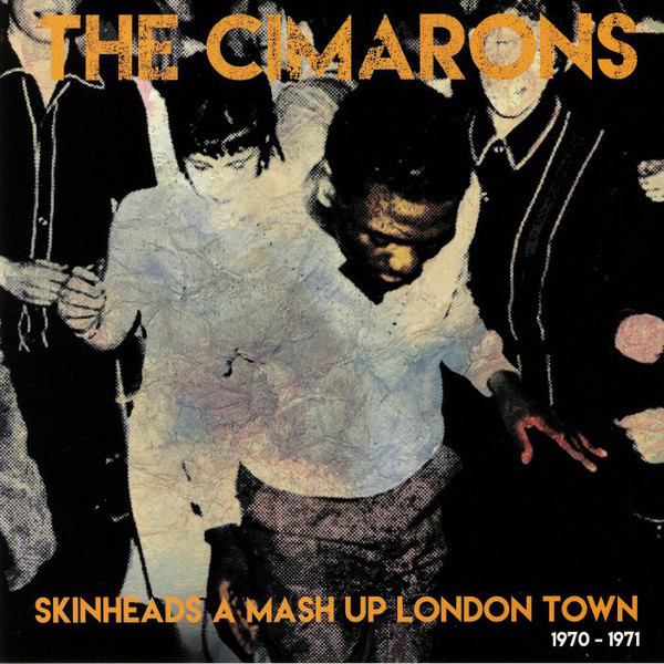 Cimarons - Skinheads A Mash Up London Town (Ltd. Red Vinyl)