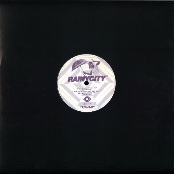 City People / 20 Below - It's All In The Groove ... (Back)