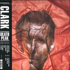Clark - Death Peak (2LP+MP3/Gatefold/OBI Strip)
