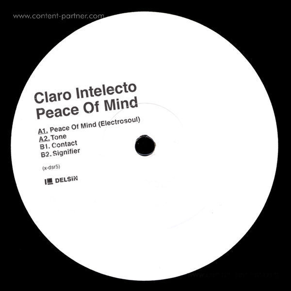 Claro Intelecto - Peace Of Mind (Back)