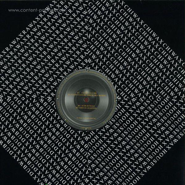 Claudio Bruno - Sub Ep (incl. Drew Sky Rmx) (Back)