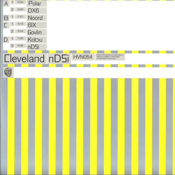 Cleveland - nDSi (Back)