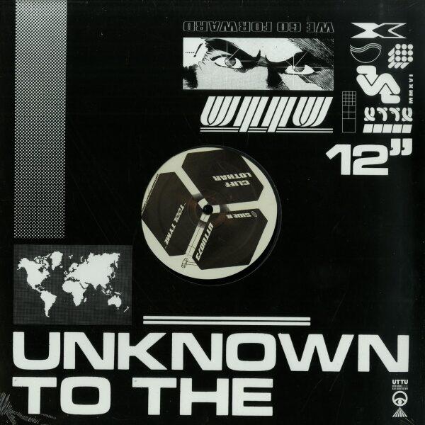 Cliff Lothar - E-string W/ Dj Boneyard Remix (Back)