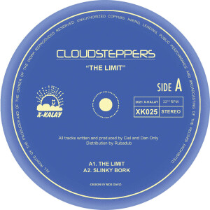 Cloudsteppers (Ciel & Dan Only) - The Limit