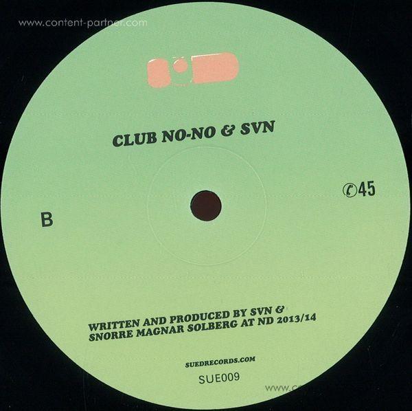 Club No-No & Svn - Sued 9 (Back)