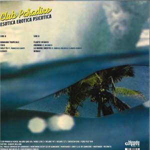 Club Paradiso - Esotica Erotica Psicotica (Back)