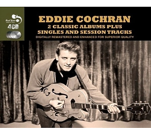 Cochran,Eddie - 2 Classic Albums Plus