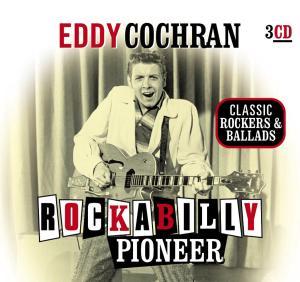 Cochran,Eddie - Rockabilly Pioneer-Classic Rockers