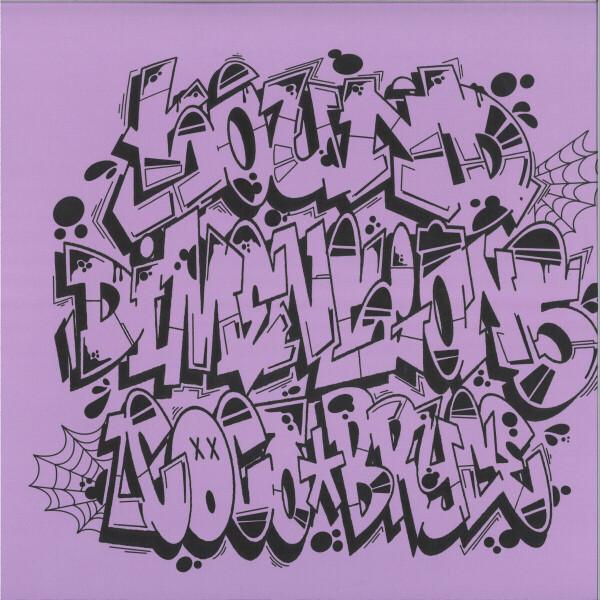 Coco Bryce - Sound Dimensions EP