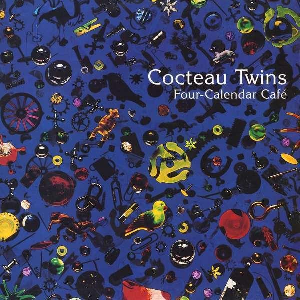 Cocteau Twins - Four Calender Cafe (180g LP reissue)