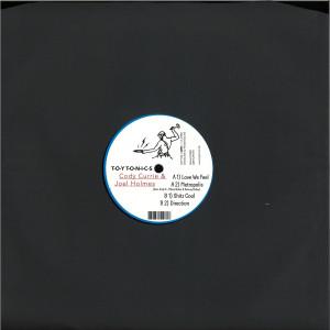 Cody Currie & Joel Holmes - Metropolis (Back)