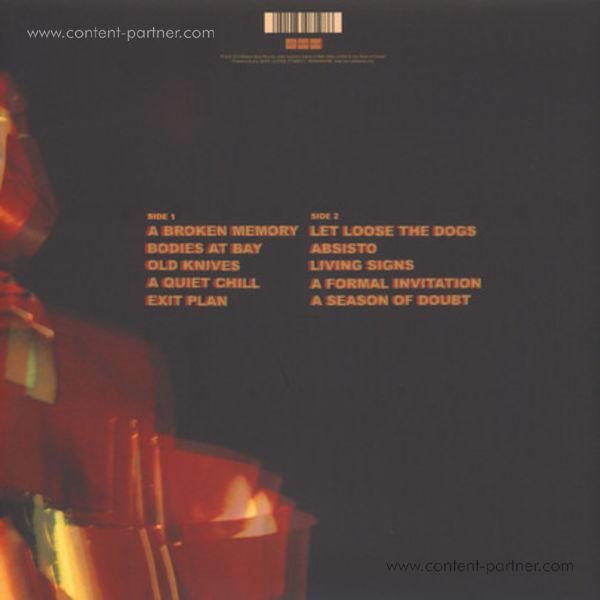 Cold Specks - Neuroplasticity (LP+MP3) (Back)