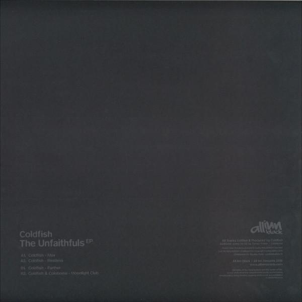 Coldfish (aka Laurine Frost) - The Unfaithfuls (Back)