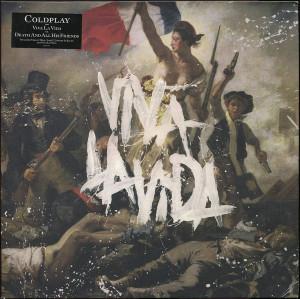 Coldplay - Viva La Vida (Gatefold LP)